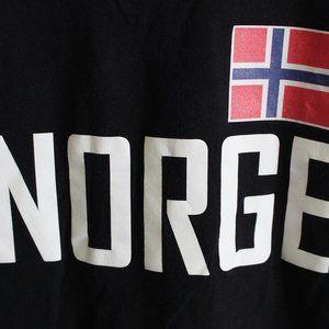Norge Norway Custom T Shirt